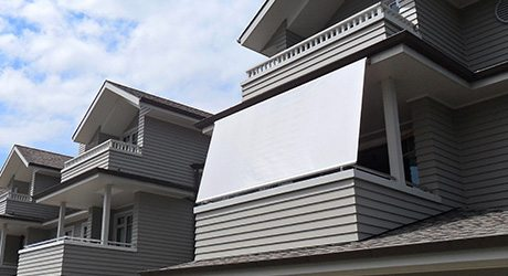 residential balcony screens - Residential