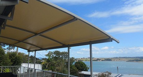 residential fixed frame canopies - Bach
