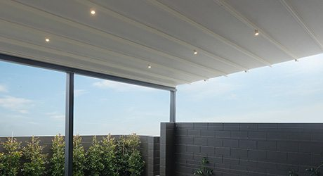 residential retractable pergfola roofs - Bach