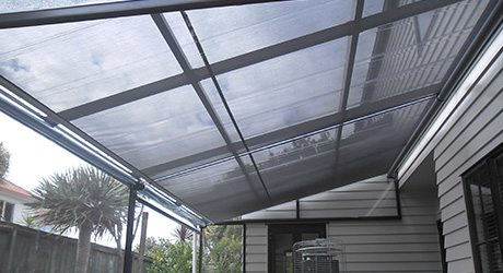 retractableshade sail - Petrol Stations