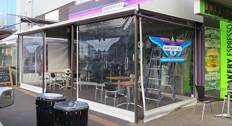 screen burger fuel - Restaurants & Bars