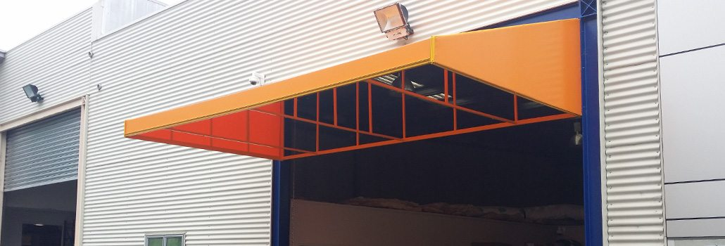 slide factory wedge awnings - Factories