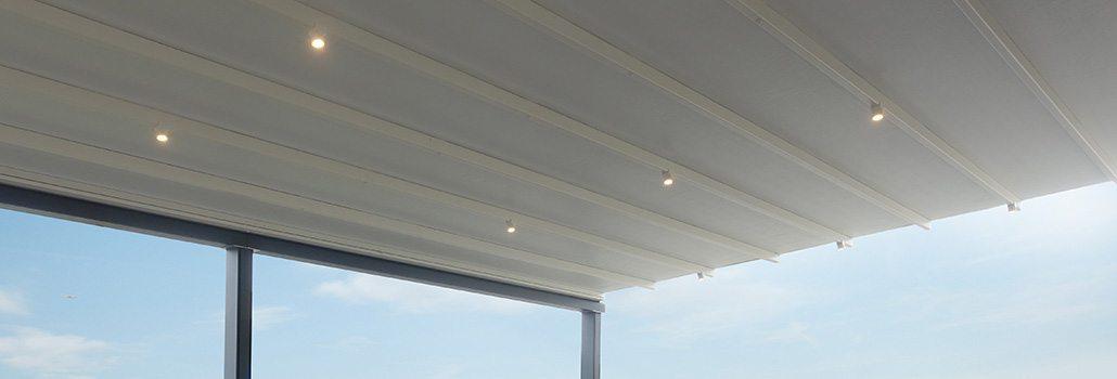 slide retractable pergola roofs - Bach