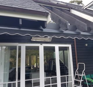 residential wedge canopies