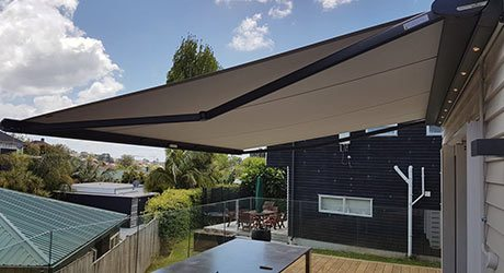 Weinor Awnings, NZ
